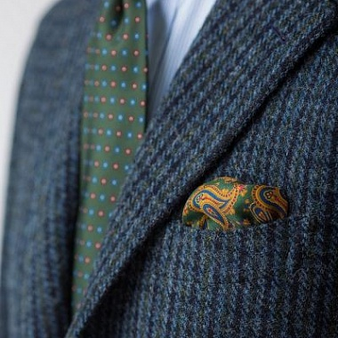Look of the month: Tweed Jacket by CB